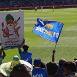 Indian fans tsunami hits MCG Boxing Day Test