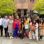 RMIT welcomes Kaushaliya Vaghela MP on Welcome Day 2020