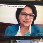Vic. Legislative Council homelessness online hearings continue
