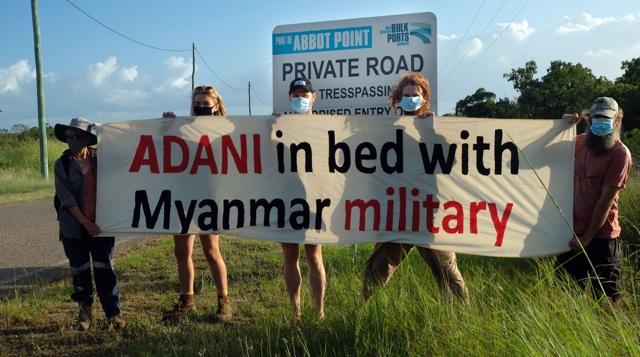 adani-Burma