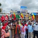 INDIA: 'Farmers From Kashmir to Kanyakumari Joined Bharat Bandh'